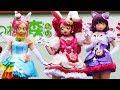 シュビドゥビ☆スイーツタイム 後期 新エンディング 新ED ダンス 歌 💛 キラキラ☆プリキュアアラモード ショー キラキラプリキュアアラモード Precure Alamode Show