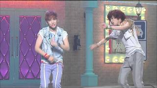 SHINee - Juliette, 샤이니 - 줄리엣, Music Core 20090606