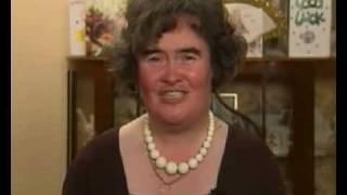 "Susan Boyle singing ""Killing Me Softly"" Britains Got Talent 2009"