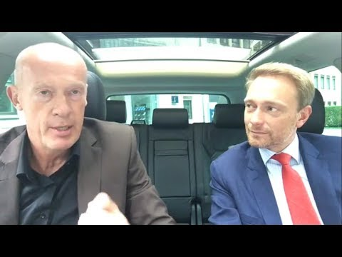 Fünf Fragen an Christian Lindner (FDP).