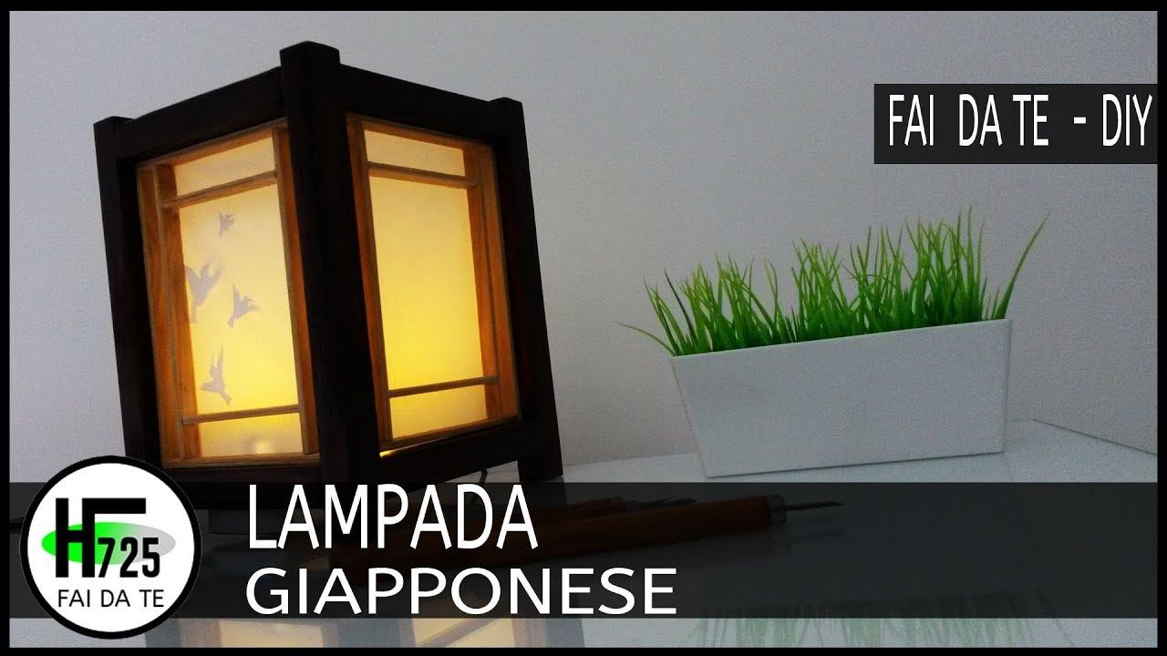 Shoji Fai Da Te.Lampada Led Fai Da Te Diy Led Lamp Japan Style