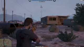 GTA Online mission: grand razzia 3
