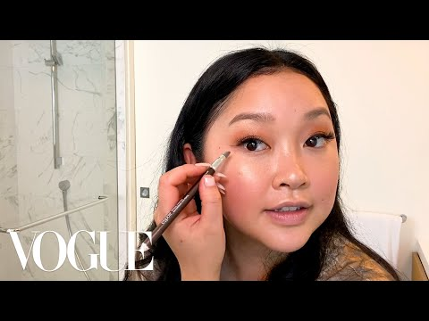 Lana Condor's Guide to Moisturizing and Her