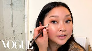 "Lana Condor's Guide to K-Beauty and Her ""To All The Boys..."" Blush Trick 