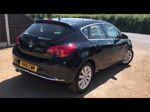 2015 VAUXHALL ASTRA 2.0 TECH LINE CDTI FOR SALE | CAR REVIEW VLOG