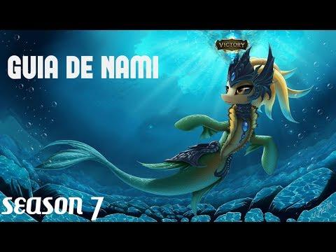👍NAMI (Español/Guía) | Temporada 7 | Parche 7. 10|