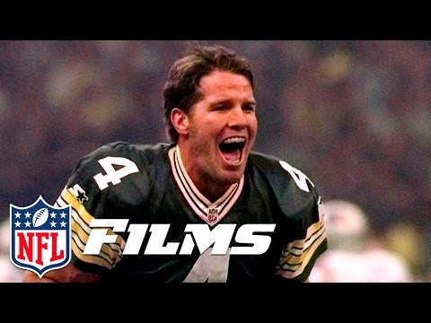 #2: Brett Favre | Top 10 Characters of All Time | NFL Films