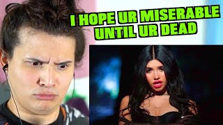 Download Vocal Coach Reacts to Nessa Barrett - 'i hope ur miserable until ur dead' (Official Music Video)