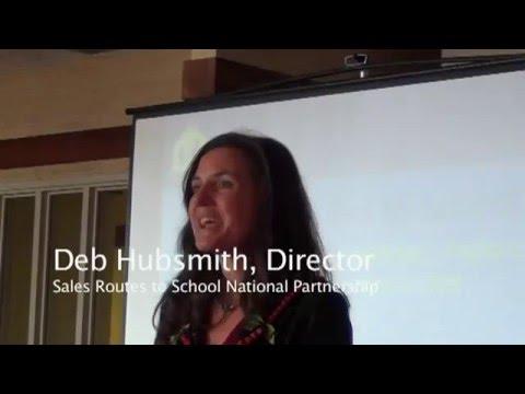 Deb Hubsmith- 2012 Honolulu, Hawaii SRTS Summit