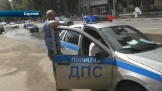 Блогер заставил полицейских штрафовать своих коллег в Саратове