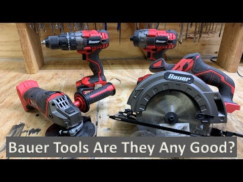 Bauer Drill Reviews