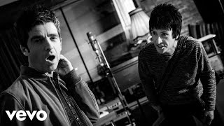 Noel Gallagher's High Flying Birds - If Love Is The Law (Johnny Marr interview)