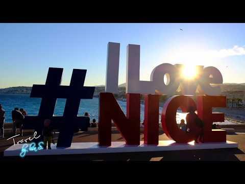Nice & Monaco Travel Diary