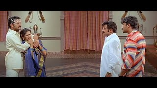 Saikumar Brother Misbehaving with Darshan's Lover Daisy Bopanna   Bhagavan kannada movie scenes