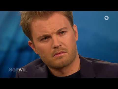 """""""Anne Will"""" (04.03.2018) mit Nico Rosberg: Das Diesel-Chaos - wer übernimmt jetzt die Verantwortung?"""