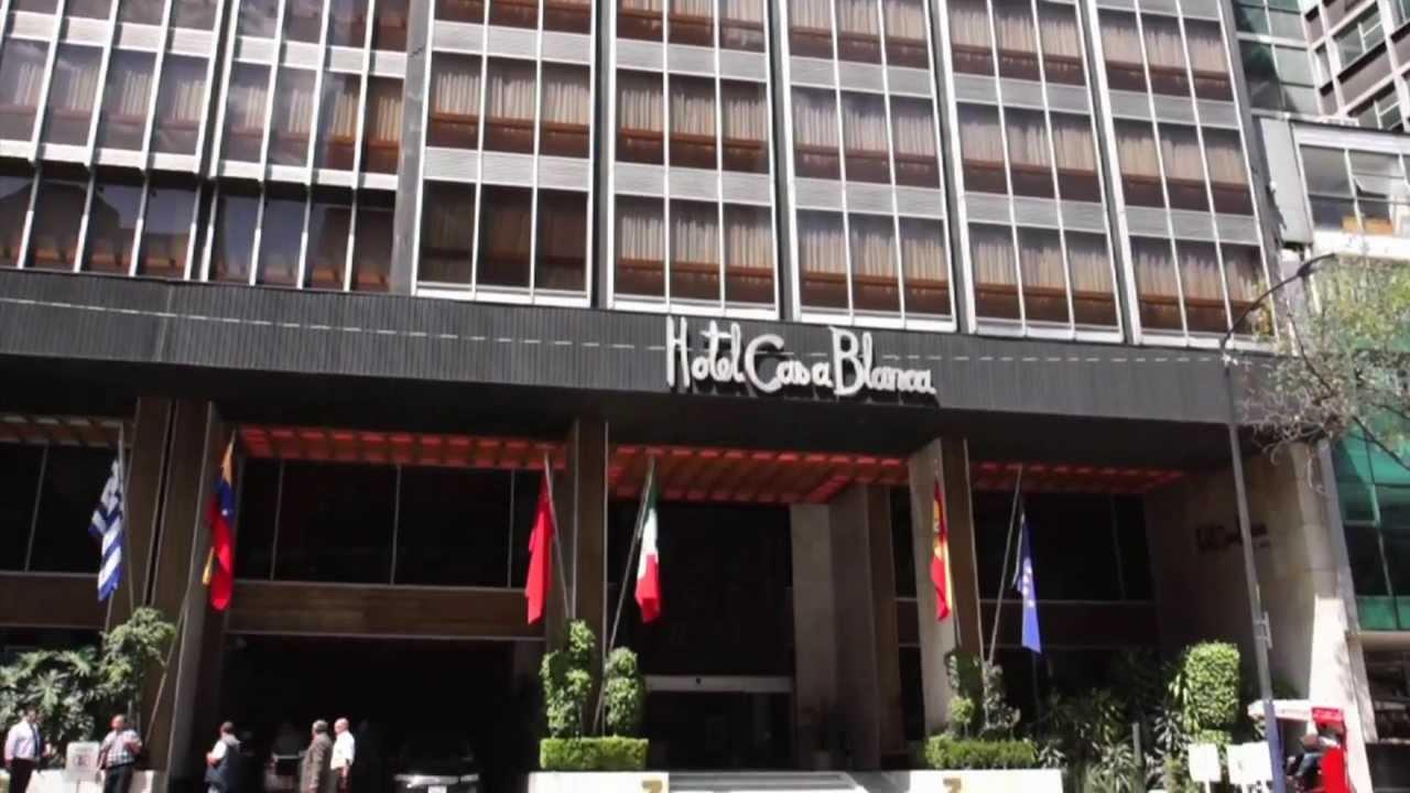 Casa Blanca Hotel Mexico City