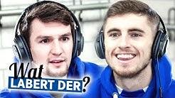Wat labert der? | Benito Raman | Jonjoe Kenny | FC Schalke 04