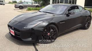 Jaguar's 2019 4 cylinder F-Type is Pawsitively powerful
