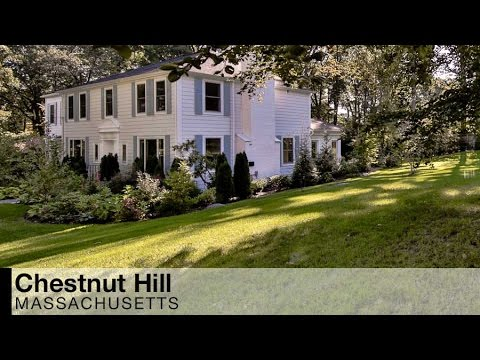 Video of 800 Newton Street | Chestnut Hill (Brookline) Massachusetts real estate & homes