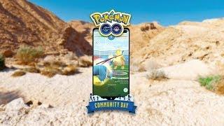 Noticias de Pokémon Go - Obtén un Salamance con Enfado durante el Día de la Comunidad de abril 2019