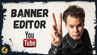 Youtube Banner Editor 2017
