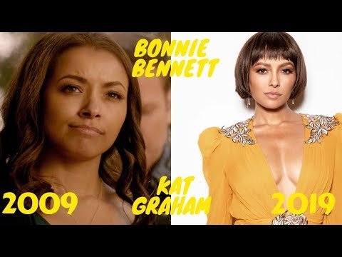 The Vampire Diaries Before And After 2019 (Real Name And Age)