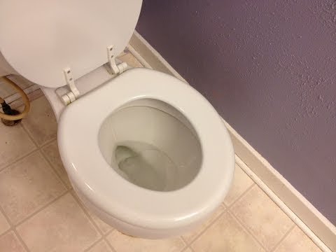 How to Quickly Get Water Out of Your Toilet Bowl