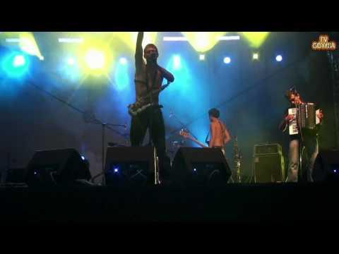 GLOBALTICA 2012 DZIEŃ 2 -ALEJANDRO TOLEDO AND THE MAGIC TOMBOLINOS
