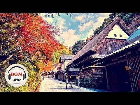 Peaceful Piano Music - Japanese Piano Music - Relaxing Piano Music For Work, Study, Sleep