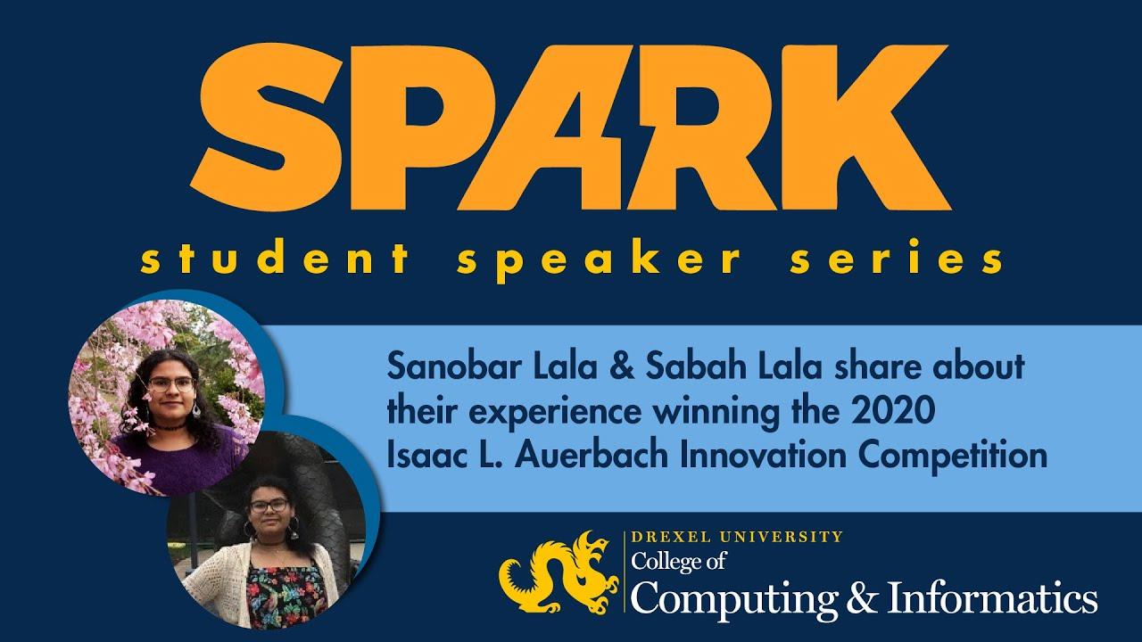 Spark Student Speaker Series