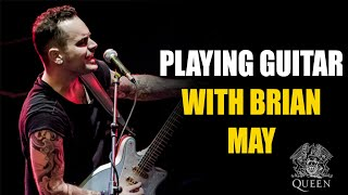 From Covering Queen to Playing with Brian May: Interview with Danny Gomez