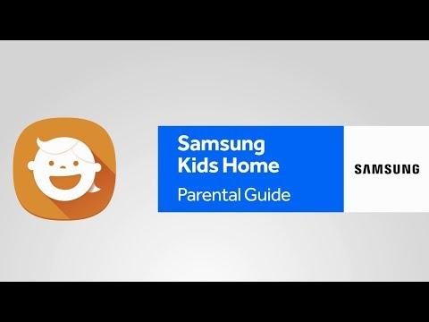 Samsung Kids Home Parental Control Guide    Internet Matters