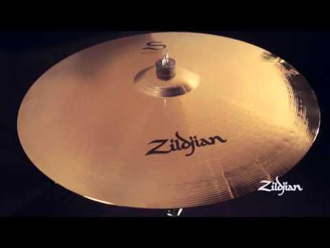 "Zildjian Sound Lab - 24"" S Family Medium Ride"