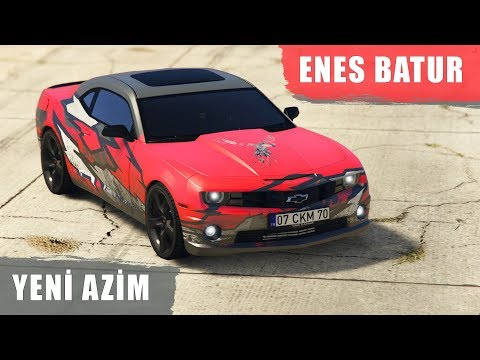 Enes Batur Un Aracina Bindim Gmg Garage Youtube