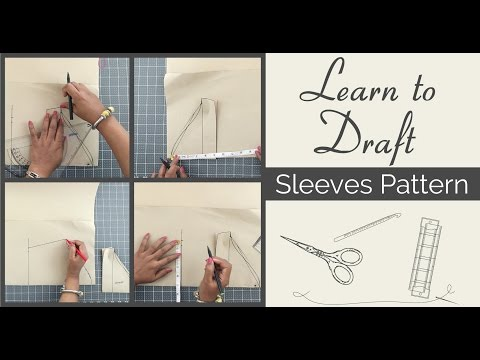 Class 38 - Theory - Pattern drafting for different length sleeves