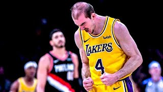 "Alex Caruso Mix ""Costa Rica"" Lakers"
