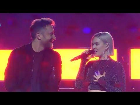 Anne Marie & David Guetta - Don't Leave Me Alone (LOS40 Music Awards 2018)