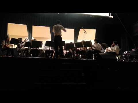 Roosevelt High concert band winter 2013