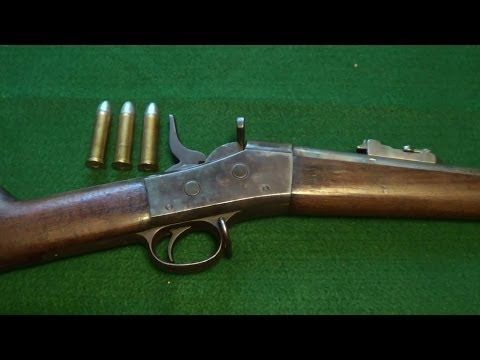 Remington Rolling Block Rifle In 50-70 Government