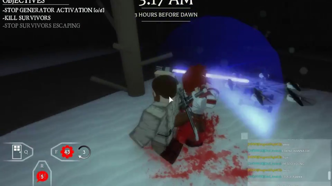 Roblox Before The Dawn Redux Project 0011 Nightfall Gameplay - Before The Dawn Redux Project 0011 Nightfall Gameplay Roblox By