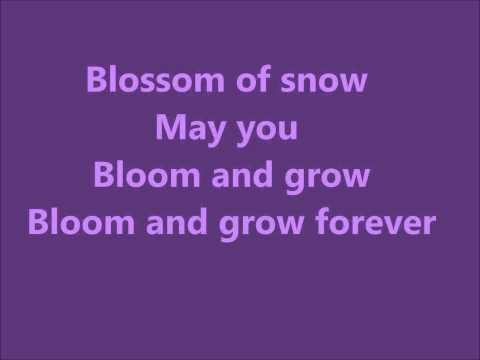 Edelweiss - Martie Reynolds (with lyrics)