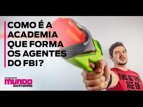 Como é a academia que forma os agentes do FBI? - Programa Mundo Estranho #13