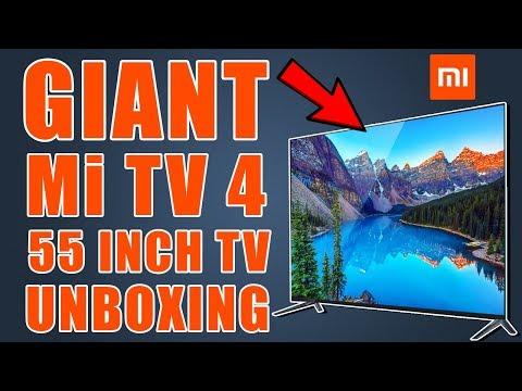 Xiaomi Mi TV 4 India Not Just Unboxing, Review, Pros, Cons, Comparison