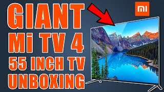 Xiaomi Mi TV 4 India Not Just Unboxing, Review, Pros, Cons, Comparison
