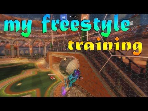 Моя Freestyle тренировка
