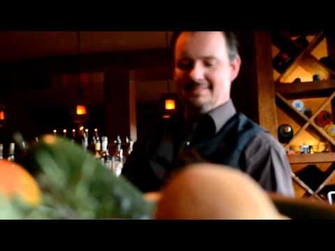 Chris Milligan, The Santa Fe Barman at Secreto Bar, Hotel St. Francis - Santa Fe, NM