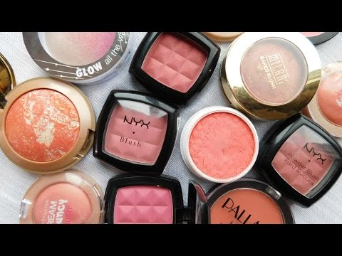 Effective & Affordable Blushes   Anna Manning