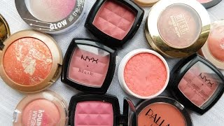 Effective & Affordable Blushes | Anna Manning