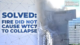 New Study: Fire Did Not Cause WTC7 To Collapse