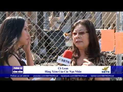 PHÓNG SỰ CỘNG ĐỒNG: Chia sẻ về vụ cháy mobile home làm 3 người Việt thiệt mạng ở San Jose
